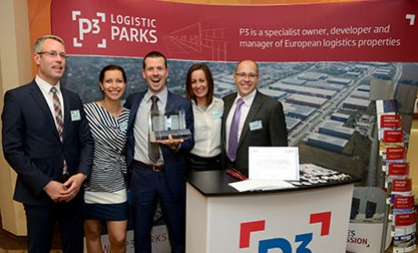 P3 Prague D8 Wins Tenants´ Award for Best Logistics Park in Czech Republic