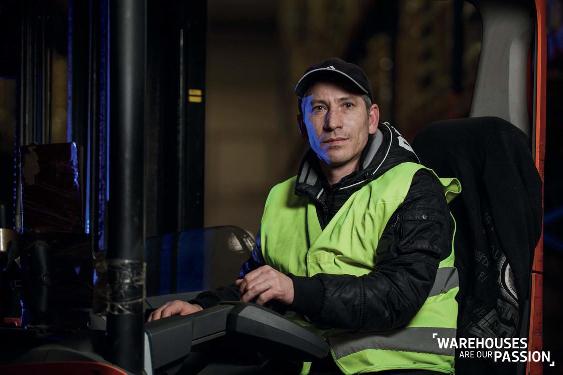 Forklift Man