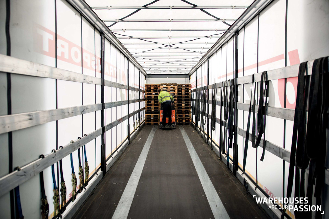 Truck Pallets