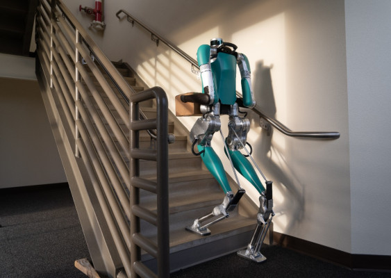 Agility's two-legged robot Digit is for sale and Ford is the first customer  | TechCrunch
