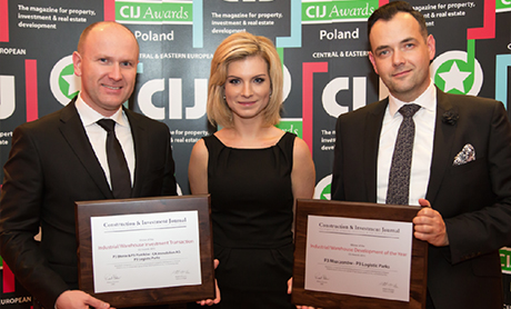P3 takes home two top awards at the 2015 CIJ awards Poland