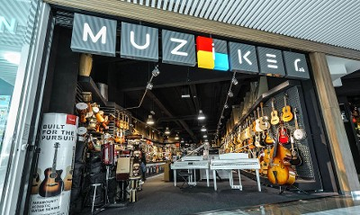 Half of Europe buys guitars, recorders and pianos from Lozorno, Slovakia