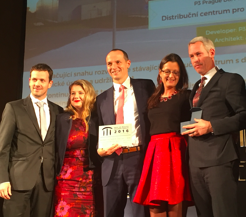 P3 Prague D8 takes home 2 nd  place in the Best of Realty awards, Czech Republic